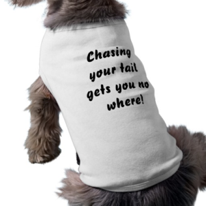 Chasing Tail shirt